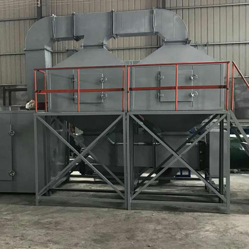 voc催化燃烧设备